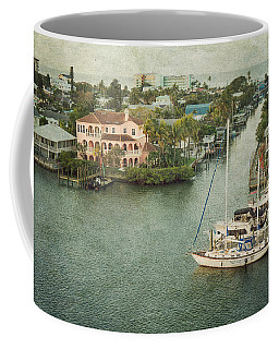 View At Fort Myers Beach - Florida Coffee Mug
