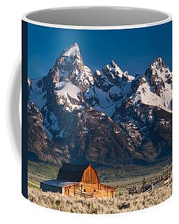View At John Moulton Barn Coffee Mug