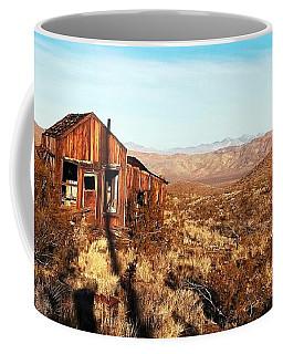 View Estate - Randsburg California Coffee Mug