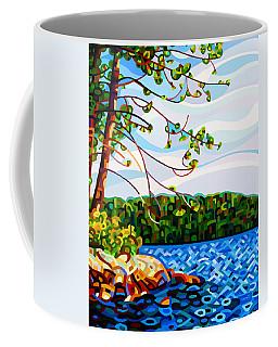 View From Mazengah Coffee Mug
