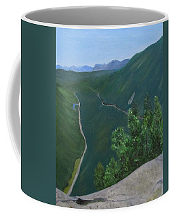 View From Mount Willard Coffee Mug