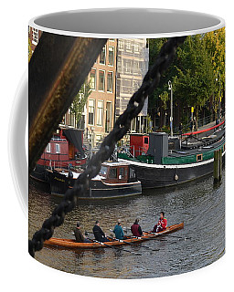 'skinny Bridge' Amsterdam Coffee Mug