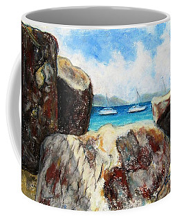 View Of Devil's Bay Coffee Mug