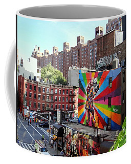 View From The Highline Coffee Mug