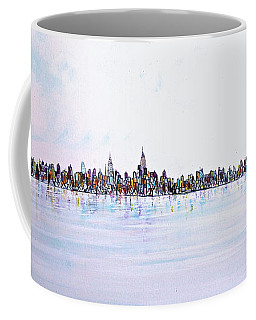 View From The Hudson Coffee Mug