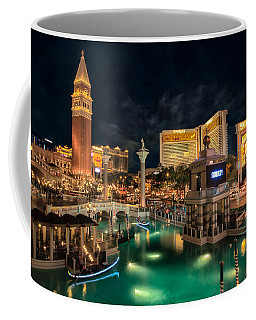 View From The Venetian Coffee Mug