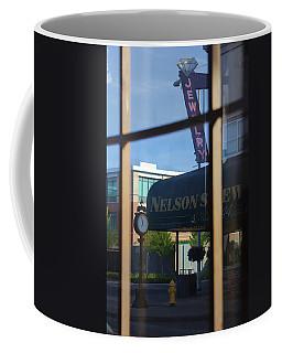 View From The Window Auburn Washington Coffee Mug