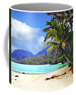 View From Waicocos Coffee Mug by Kurt Van Wagner