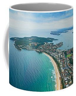 Coffee Mug featuring the photograph View by Miroslava Jurcik
