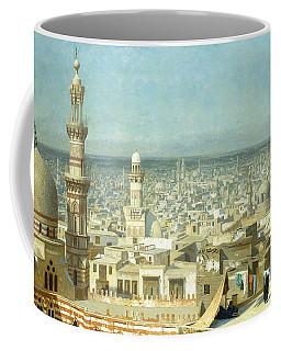View Of Cairo Coffee Mug