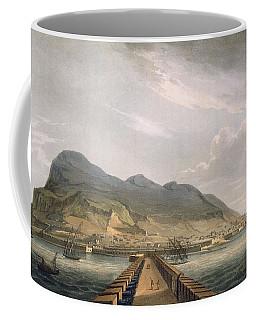 View Of Gibraltar Coffee Mug