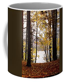 View Of  Lake Mcdonald Coffee Mug