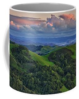 View Of Morro Bay Coffee Mug