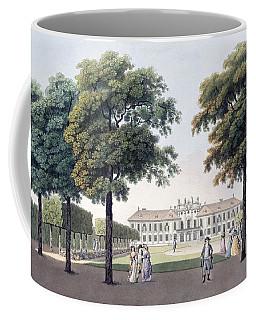 View Of The Chateau Of Pleasure Coffee Mug