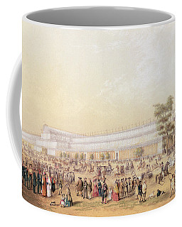 View Of The Crystal Palace Coffee Mug