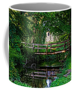 View Of The Grist Mill At Waterloo Village Coffee Mug