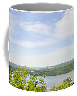 View Of The Mountains Of Alabama Coffee Mug