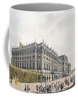 View Of The Palace Of Schoenbrunn Coffee Mug