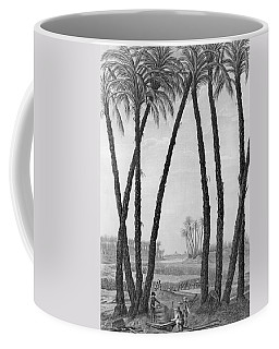 View Of The Ruins Of Memphis Seen From The South East Coffee Mug