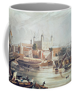 View Of The Tower Of London Coffee Mug