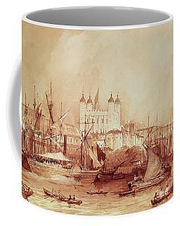 View Of The Tower Of London Coffee Mug