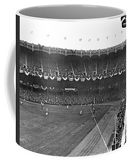 View Of Yankee Stadium Coffee Mug