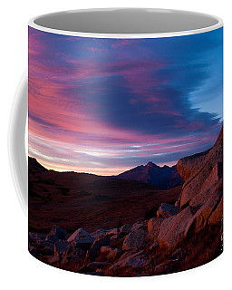 View To Long's Peak Coffee Mug