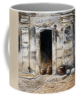 Vigan Door Coffee Mug