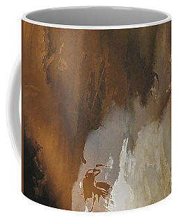 Vii - Mirky Wood Coffee Mug