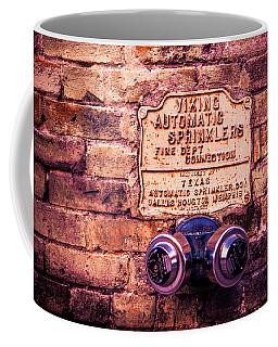Viking Sprinkler Coffee Mug