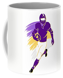 Vikings Shadow Player2 Coffee Mug
