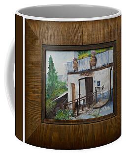 Villa In Tuscany Coffee Mug