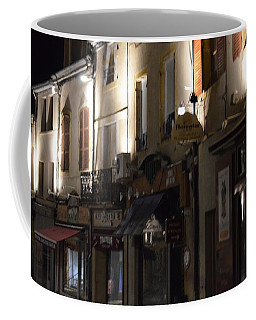 Village Nightscape Coffee Mug
