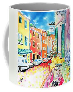 Ville Lumineuse Coffee Mug