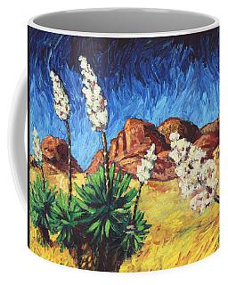 Vincent In Arizona Coffee Mug