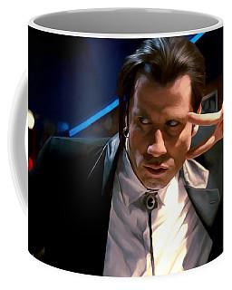 Vincent Vega Coffee Mug