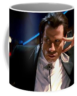 Vincent Vega Coffee Mug