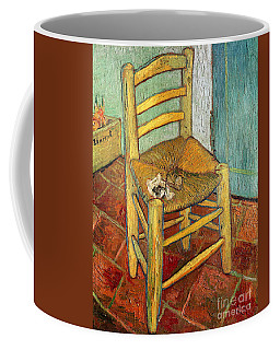 Vincent's Chair 1888 Coffee Mug