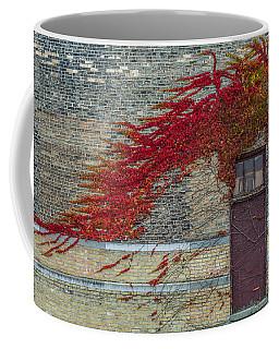 Vine Over Door Coffee Mug