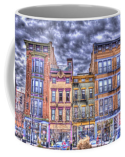 Vine Street Coffee Mug by Daniel Sheldon