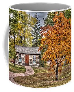 Vinegar Jones's Cabin Coffee Mug