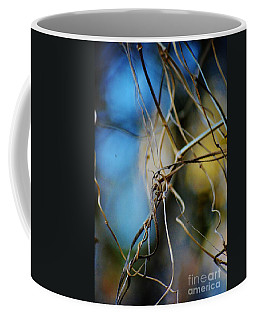 Vines In The Back Garden Coffee Mug