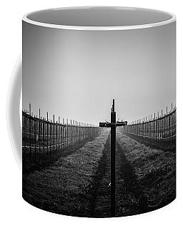 Vineyard Cross Coffee Mug