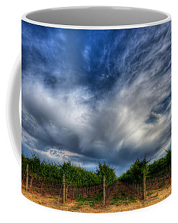 Vineyard Storm Coffee Mug
