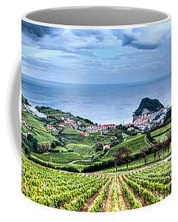 Vineyards By The Sea Coffee Mug
