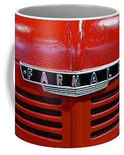 Vintage 1947 Farmall Tractor Coffee Mug