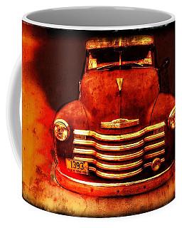 Vintage 1950 Chevy Truck Coffee Mug