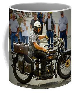 Vintage 33 Coffee Mug