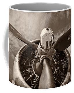 Vintage B-17 Coffee Mug