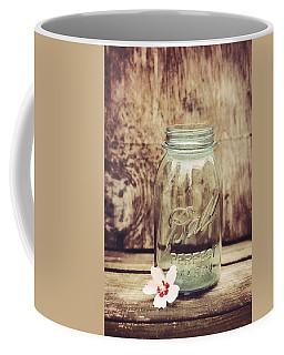 Vintage Ball Mason Jar Coffee Mug